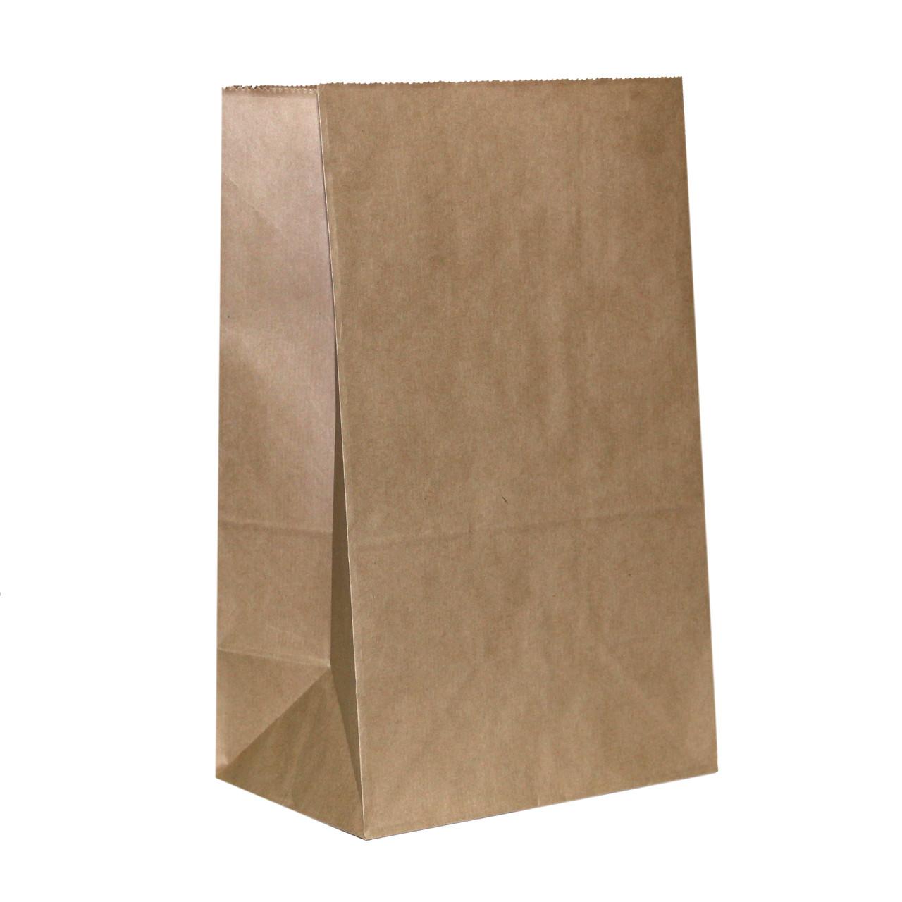 упаковочные пакеты бумажные без ручек