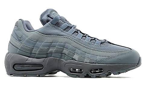 "Кроссовки Мужские Nike Air Max 95 ""Cool Grey"""