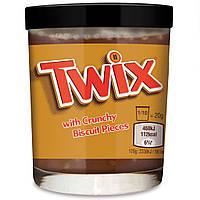 Паста Twix с кусочками бисквита Англия!