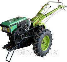 Мотоблок Фермер 8 + комплект навесного (8 л.с., дизель, ручной стартер) Бесплатная доставка