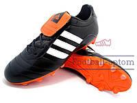 Бутсы футбольные (копы) Adidas Gloro\Адидас Глоро, Вьетнам, черные, к11359