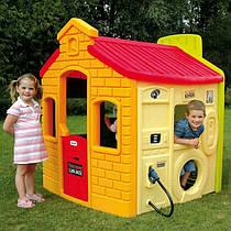 Игровой Домик Супергородок Little Tikes 444С. Домик для детей