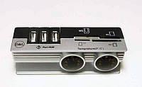 Картридер&хаб KR-0519