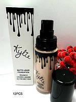 (12 PCS) Тональный крем Kylie matte liquid foundation ( поштучно ) В наличии  В наличии № 102,103