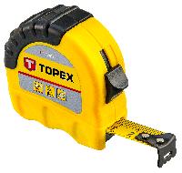 Рулeткa TOPEX 27C302 2м / 16 мм двухцветная Shiftlock