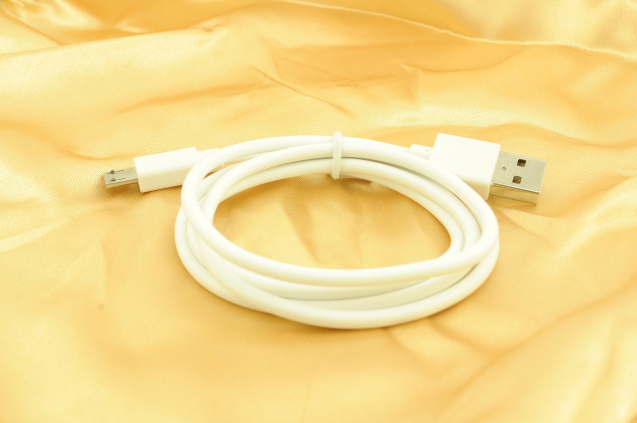 Кабель Samsung Micro V8 1,2м 1A (зарядка+DATA-кабель)