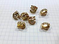 Курсор открытый PERFETTA 3мм золото A151