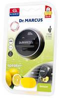 Освежитель воздуха автомобильный на вентиляционную решетку Dr. Marcus Speaker Lemon 8 мл