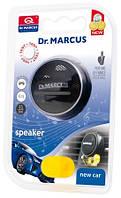 Освежитель воздуха автомобильный на вентиляционную решетку Dr. Marcus Speaker New Car 8 мл