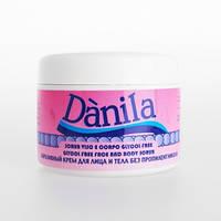 Крупнозернистый абразивный крем Dànila