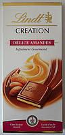 "Шоколад молочный Lindt ""Delice Amandes, Infiniment Gourmand"", 150 г"