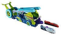 Хот Вилс Грузовик пускатель Молниеносные половинки Hot Wheels Split Speeders X-Blade Rig Vehicle