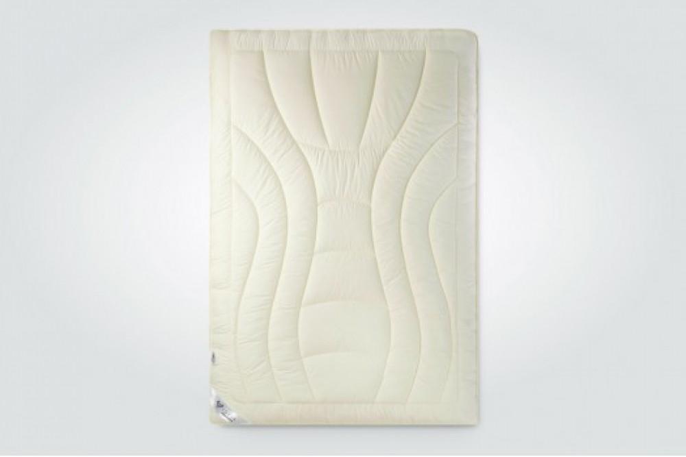 "Одеяло шерстяное двуслойное Wool Premium, тм""Идея"" 140х210"