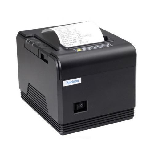 Чековый принтер XPrinter XP-Q80I (USB, RS232, автообрезка чека)
