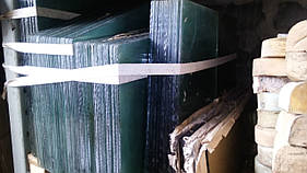 Стекло двери экскаватора Атек-999, 22.5000.001