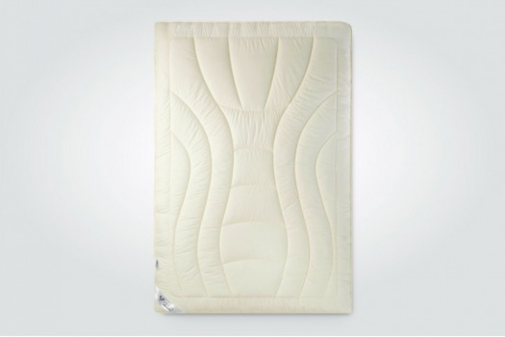 "Одеяло шерстяное двуслойное Wool Premium, тм""Идея"" 175х210"