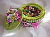 """Конфетный тортик """"С сюрпризом"""", фото 2"""