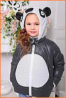 Куртка для девочки Панда