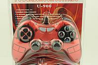 Джойстик PC проводной U-900 красный