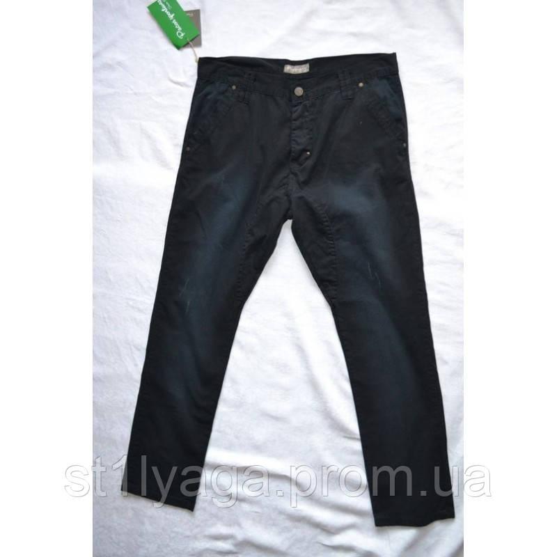 Стильные брюки PACOS черные