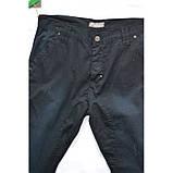 Стильные брюки PACOS черные, фото 3