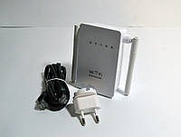 Wi fi repeater router with EU plug LV-WR 02E