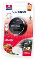 Освежитель воздуха автомобильный на вентиляционную решетку Dr. Marcus Speaker Red Fruits 8 мл
