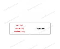 """Карточки русско-английские """"Неправильные глаголы/Irregular verbs"""