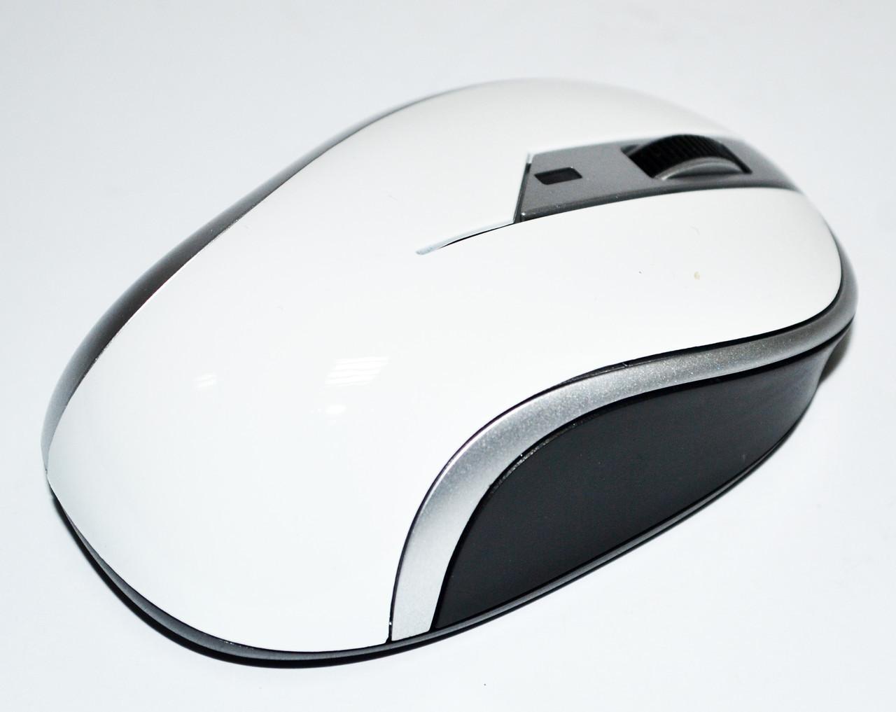 Мышь беспроводная MA-MTW58 + USB радио#белый