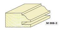 Фрезы для изготовления  мебельных фасадов  М-008-3