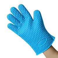Силиконовая перчатка на 5 пальцев