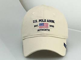 Стильные удобные и легкие бейсболки U.S. POLO ASSN. Хорошее качество. Доступная цена. Дешево. Код: КГ811