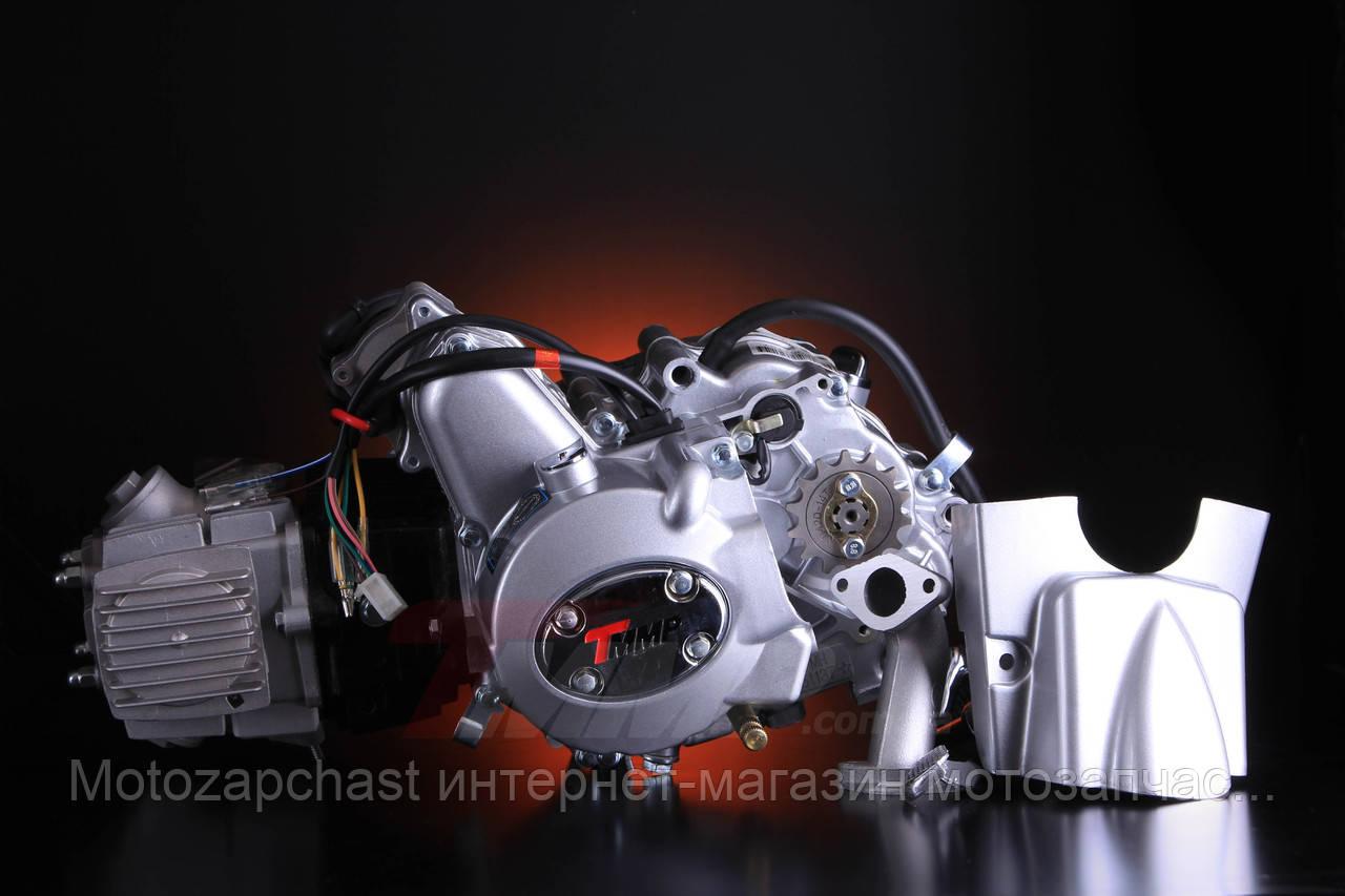 Двигатель Дельта 110 (152FMH) механика TMMP Racing