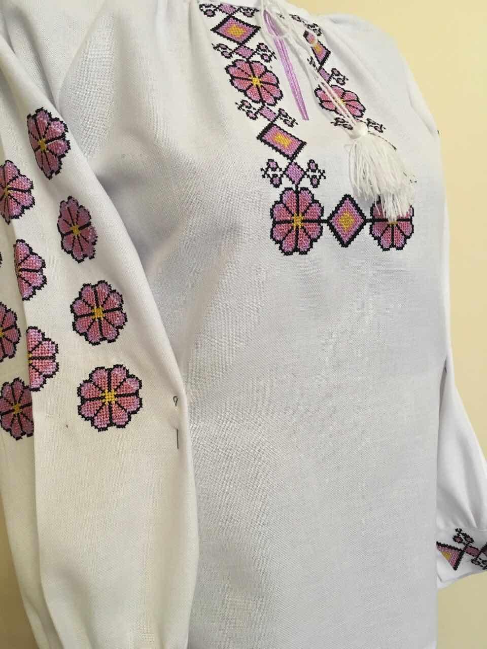 Вишита сорочка для дівчинки ручної роботи 14-15 років  продажа 5d873930f19a5
