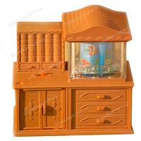 """Игрушечная мебель Happy Family """"Аквариум"""""""