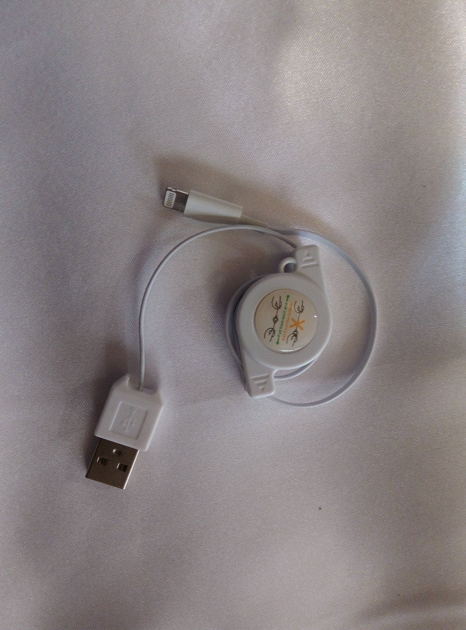 Рулетка USB Iphone 5