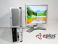 ПК HP Compaq dc7700 + Dell UltraSharp 1707/08 бу