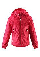 Ветровка + флисовая кофта для девочки  Reimatec 531270-3727. Размер 128.