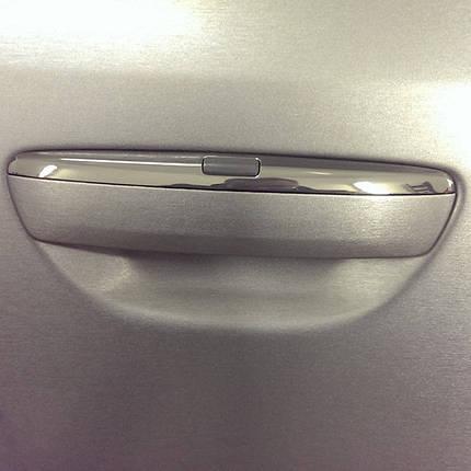 Пленка Arlon (507BR BRUSHED SILVER) шлифованное серебро, фото 2
