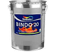 Влагостойкая краска для стен SADOLIN BINDO 20 (Садолин Биндо 20) 20л