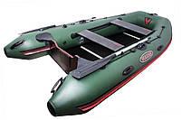 Лодка моторная с надувным килем TMK 340U