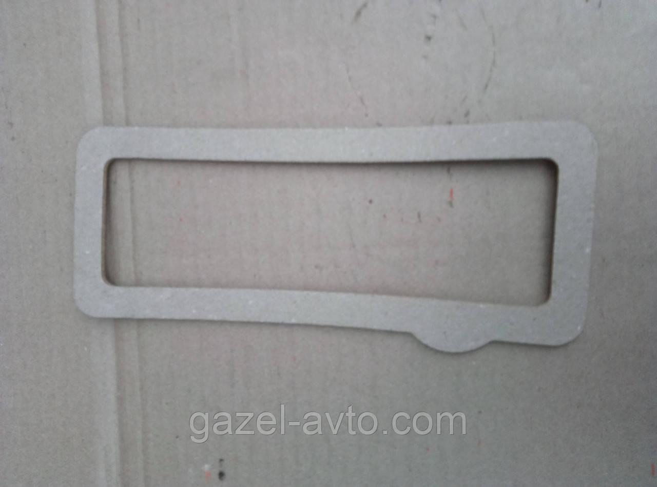 Прокладка крышки боковой (толкателей) Газель,УАЗ ДВС УМЗ 4215, 4216, 4213, 4217 пробка+картон