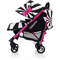 Детская Прогулочная коляска Yo2 Go Lightly 2 - Cosatto (Англия) - матрас, конверт, дождевик, подголовник