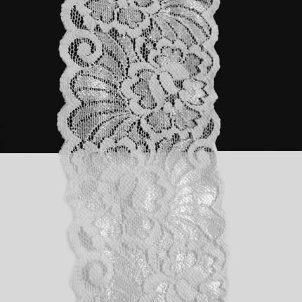 Кружево Франция арт. 456 белый, шир. 8 см., фото 2