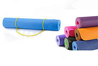 Коврик для йоги Tpe Bavar Sport