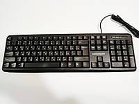 Клавиатура проводная USB 300 (Black)