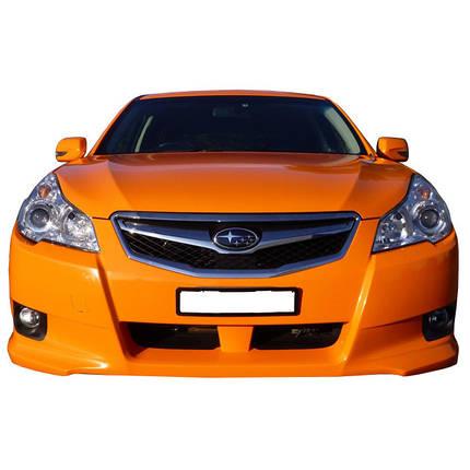 Пленка Arlon (383 GLOSS BRIGHT ORANGE) оранжевая глянцевая, фото 2