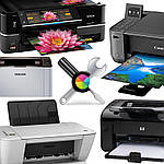 Ремонт лазерных и струйных принтеров