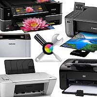Сервис по обслуживанию принтеров, фото 1