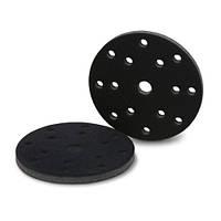Мягкая подложка на диск для шлиф. бумаги Hookit D150мм 15 отв 10мм, SOLL